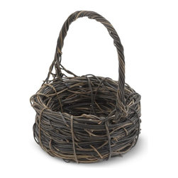 Easter Basket - Not just any old basket will do for your prize-winning eggs. Have the kids collect their findings in these woven baskets that can be used all year long.