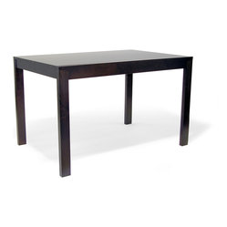Thora Extendable Dining Table, Coffee