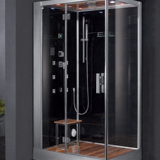 Modern Steam Showers by Atlas International, Inc.