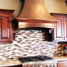 Traditional Kitchen by Kevin Liberko