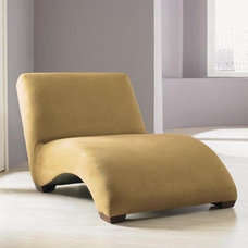Contemporary Indoor Chaise Lounge Chairs by Hayneedle