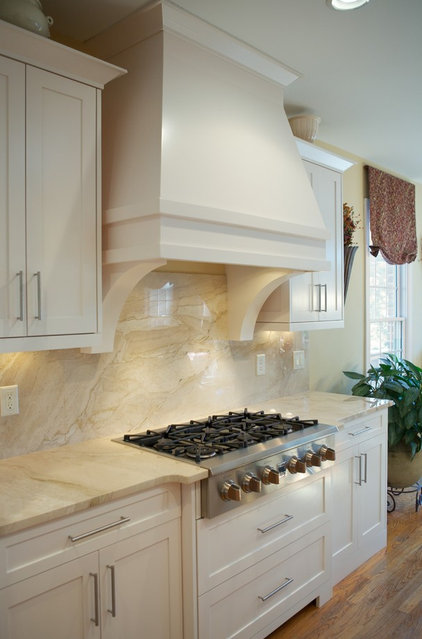 Kitchen Remodel Resource Plan1: Contemporary Kitchen Countertops By CR Home Design K&B