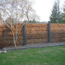 Modern Home Fencing And Gates by Roma Fence