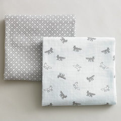 contemporary baby bedding by DwellStudio
