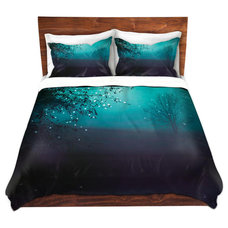 Contemporary Duvet Covers And Duvet Sets by DiaNoche Designs