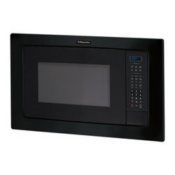 """Electrolux - EI27MO45TB Black 27"""" Trim Kit for Built-in Microwaves - Give your Electrolux microwave a built-in appearance with this 27 trim kit"""