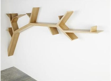 Contemporary Display And Wall Shelves  by Olivier Dollé