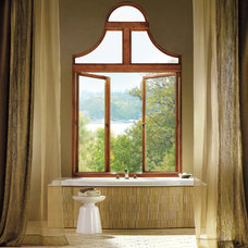 Traditional Windows by Alpine Door & Trim