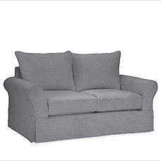 Traditional Loveseats by Pottery Barn