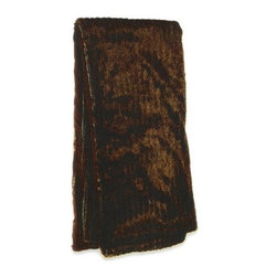 "CCCC-B-1003RM - Faux Fur Ribbed Mink Throw Blanket - Faux fur ribbed mink throw blanket with soft liner. Measures 50"" x 60"". These are custom made in the U.S.A and take 4-6 weeks lead time for production."