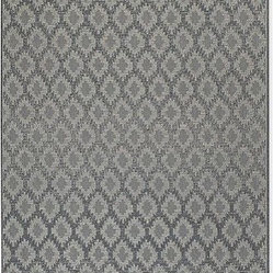 Leuven Diamonds Outdoor Area Rug