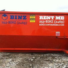 Modern Storage And Organization by Binz Container Service Ltd.