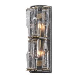 Troy Lighting - Troy Lighting B3942 121 Main 2lt Wall Sconce - Troy Lighting B3942 121 Main 2lt Wall Sconce