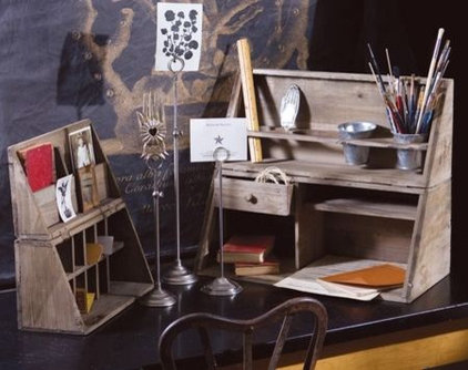 Traditional Desk Accessories by Mothology