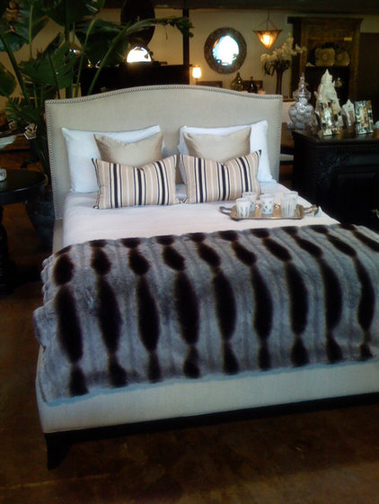 Traditional Beds by 22 Bond St.