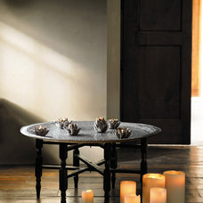 Mediterranean Side Tables And Accent Tables by Ryan Brown Style