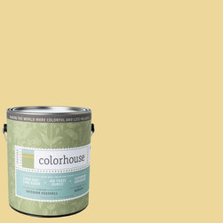 Inspired Eggshell Interior Paint, Beeswax .01, Gallon - Color house paints are zero VOC, low-odor, Green Wise Gold certified and have superior coverage and durability. Our artist-crafted colors are designed to be easy backdrops for living. Color house paints are 100% acrylic with no VOCs (volatile organic compounds), no toxic fumes/HAPs-free, no reproductive toxins, and no chemical solvents.