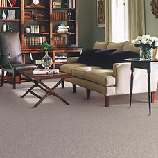 Contemporary Carpet Flooring by Home Source Custom Draperies & Blinds