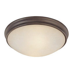 Capital Lighting - Capital Lighting 2042 2 Light Flushmount Ceiling Fixture - Capital Lighting 2042 2 Light Flushmount Ceiling FixtureSleekly and contemporarily designed, this two light flush-mounted ceiling fixture looks good and provides plenty of down light for a room.Features: