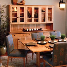 Contemporary Dining Tables by McKinnon Furniture