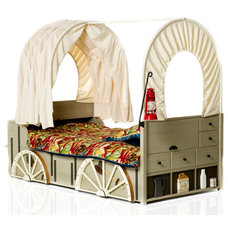 Eclectic Kids Beds by Fable Bedworks