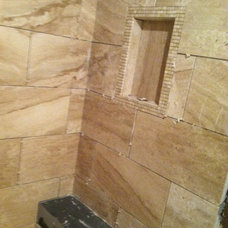 Traditional Showerheads And Body Sprays by Torey Valencia- Trade Sales @ Emser Tile Temecula