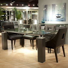 Modern Dining Tables by AllModern