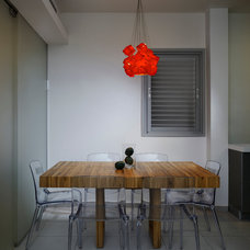 Contemporary Kitchen Island Lighting by Light In Art