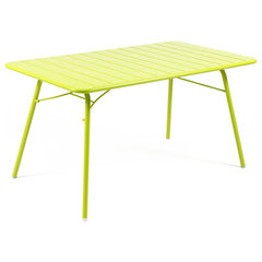modern outdoor tables by FermobUSA