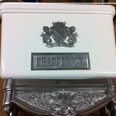Traditional Bidet And Toilet Parts by Chadder & Co Luxury Bathrooms