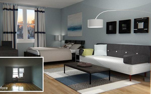 Bachelors Pads Houzz | Joy Studio Design Gallery - Best Design