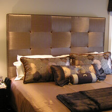 Headboards by Window and Fabric Works
