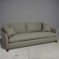 navy yard sofa - Jessica Chiles