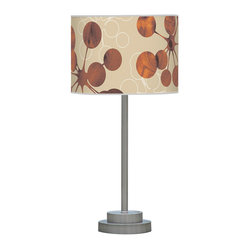 Bubble 1 Stem Table Lamp
