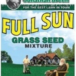 JONATHAN GREEN Grass Seed Mixture, Full Sun, 1 Lb - Shady Nooks Mixture is especially made to survive in damp soil or in dry poor soils in areas of heavy shade. Endophyte enhanced for improved insect resistance. Contains Poa Trivialis a shade tolerant grass that grows well in moist shady areas. Contains Hard Fescue the turfgrass requiring the least fertilizer.
