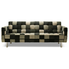 Contemporary Sofas Soho 3-Seat Sofa xd