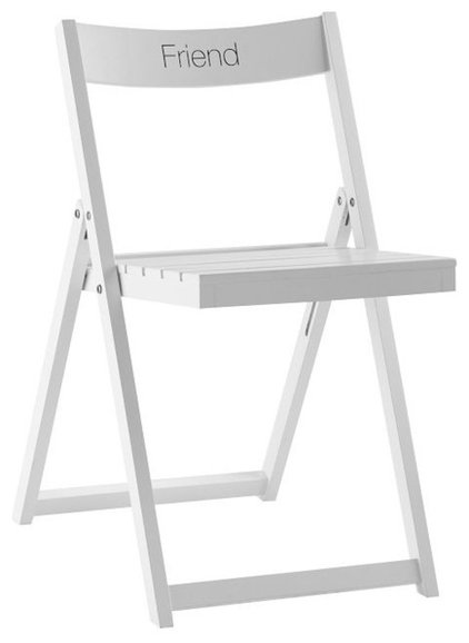 Traditional Folding Chairs And Stools by West Elm