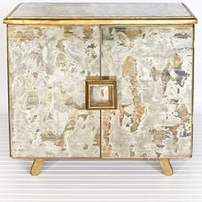 Contemporary Accent Chests And Cabinets by Candelabra