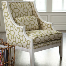 Contemporary Armchairs And Accent Chairs by Horchow