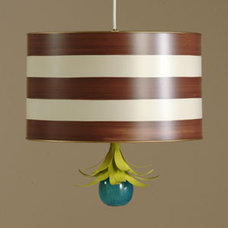 eclectic pendant lighting by Stray Dog Designs