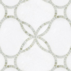 Contemporary Mosaic Tile by studiumnyc.com