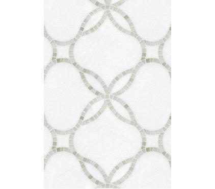 Contemporary Mosaic Tile by studiumnyc.com