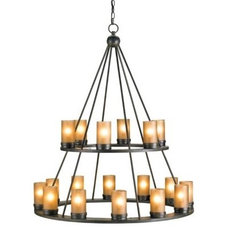 chandeliers Darden Chandelier by Currey and Company