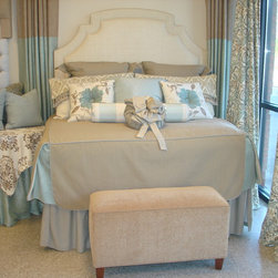 Bedding - Atlanta Custom Interiors