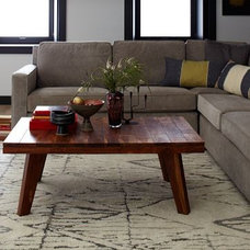 Patchwork Coffee Table   west elm