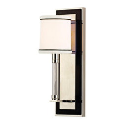 Hudson Valley - Hudson Valley Lighting 2910-PN 120 1 Light Wall Sconce - Hudson Valley Lighting 2910-PN 120 1 Light Wall Sconce