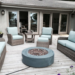 Cottage Deck -