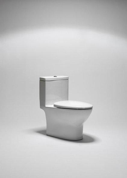 Contemporary Toilets by Blu Bathworks
