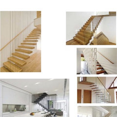 modern staircase by Betternest
