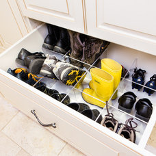 Traditional Entry by Closet Organizing Systems